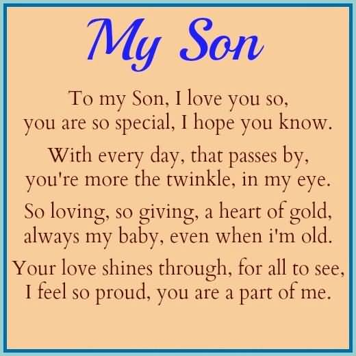 birthday poem for my son ; Best-Birthday-Poems-For-My-Son