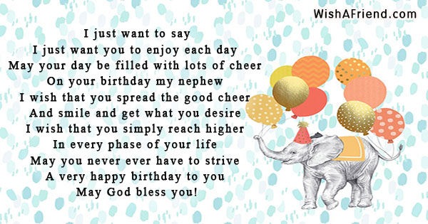 birthday poem for niece ; 15800-birthday-poems-for-nephew