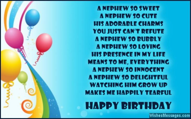 birthday poem for niece ; Birthday-card-poem-for-a-nephew
