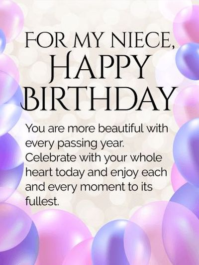 birthday poem for niece ; Creative-happy-birthday-niece-image-1