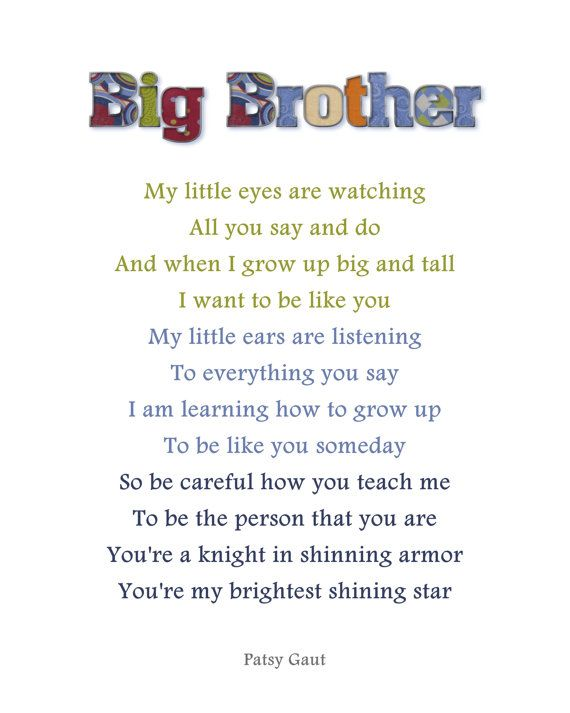 birthday poem for older brother ; 8acec392f3ac305f5eee1b11dbb44d7d