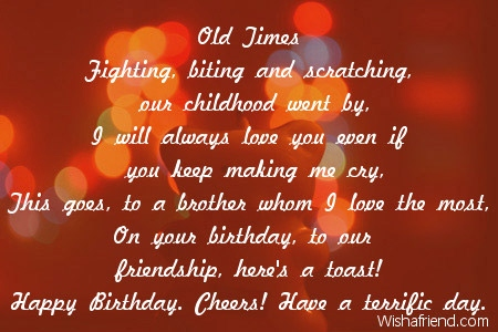 birthday poem for older brother ; birthday-quotes-for-big-brother-from-sister-elegant-brother-birthday-poems-of-birthday-quotes-for-big-brother-from-sister