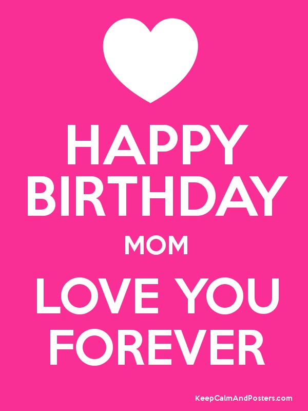birthday posters for mom ; 8192777