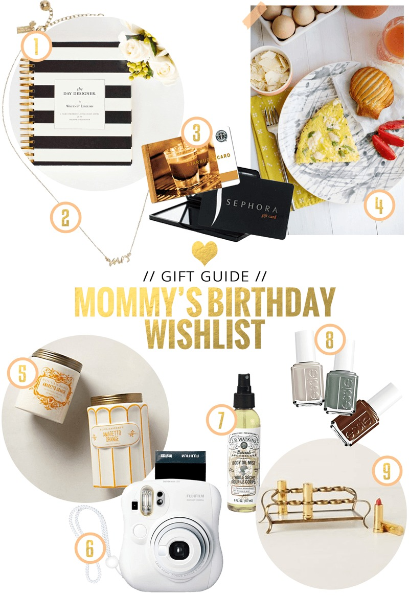 birthday present wish list ; birthday-gift-guide-for-the-mama-2
