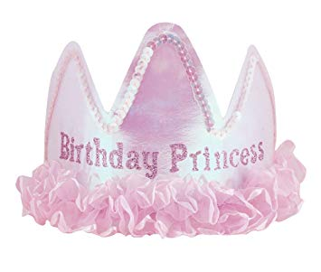 birthday princess hat ; 61-vWwvRf6L