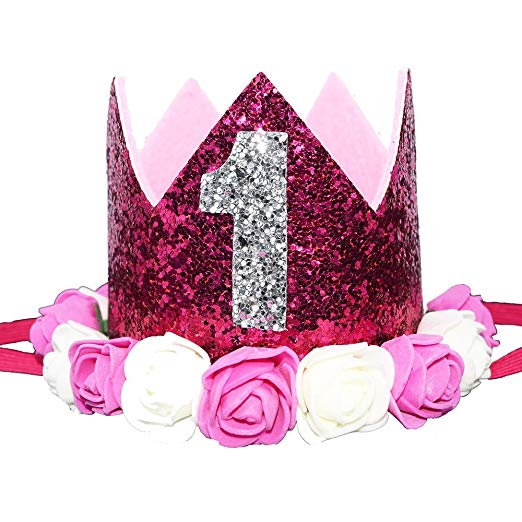 birthday princess hat ; 71YSoxrx0BL