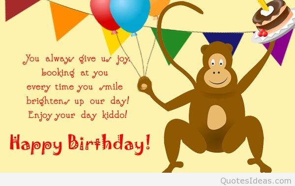 birthday quotes quotes ; birthday-wishes-for-kids