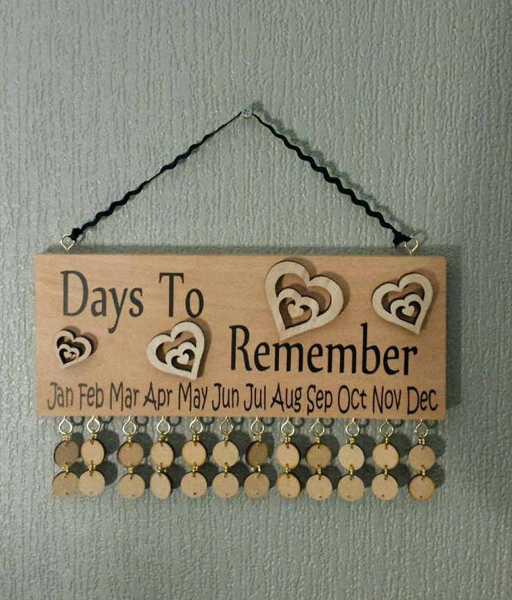 birthday reminder sign ; 91d8870f8b18943dbf9ddb2bce63a08c--birthday-calendar-diy-wood-birthday-calendars