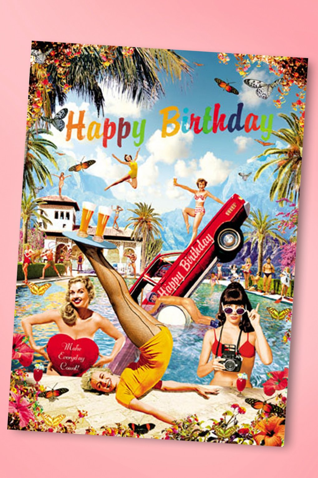 birthday retro card ; 80449-Betty-Knows-Best-Greeting-Cards-532-90-18091-full