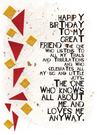 birthday sayings for friends birthday card ; birthday-quotes-give-this-card-to-your-best-friend-for-their-birthday-to-let-them-know-how-much