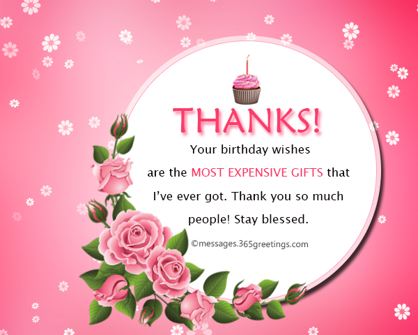 birthday thank you message tagalog ; thanks-status-for-facebook-on-birthday