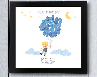 birthday tree sign ; il_340x270