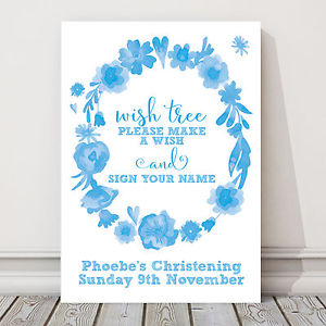 birthday tree sign ; s-l300