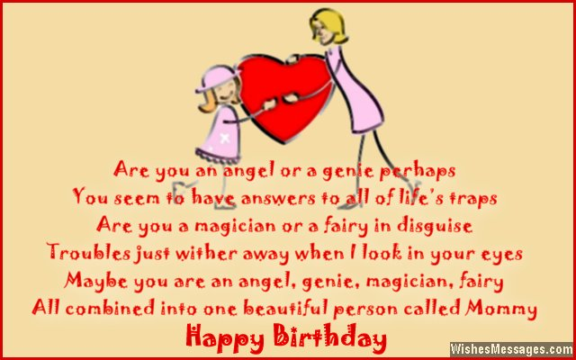 birthday verses for mom ; Cute-birthday-greeting-for-mommy