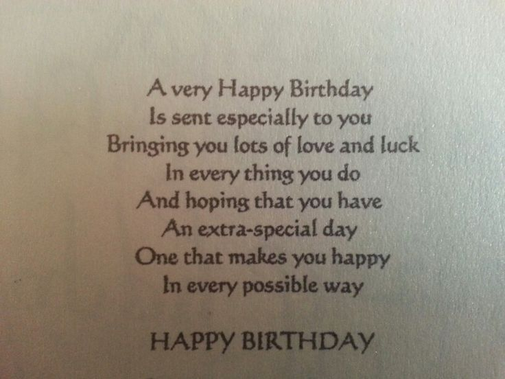 birthday verses for someone special ; a2bc81c18d3ccc672c5a10c9783d7177--birthday-sayings-birthday-messages
