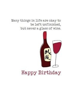 birthday wine toast ; wine-themed-birthday-cards-inspirational-happy-birthday-quote-raise-a-toast-of-wine-themed-birthday-cards