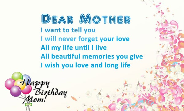 birthday wish for a daughter from a mom ; birthday-wishes-for-mother