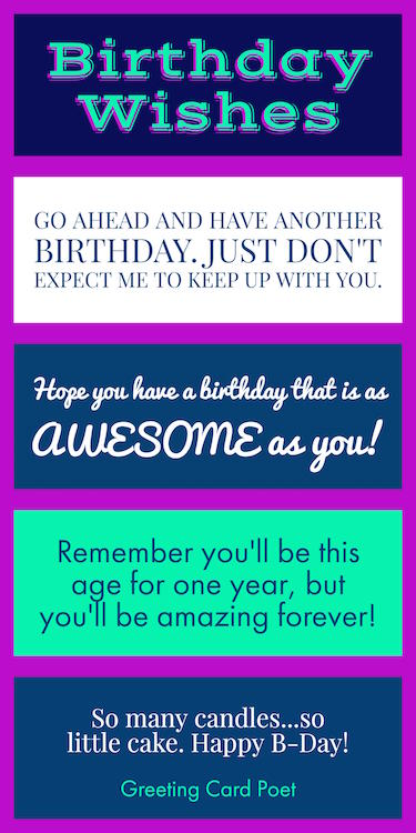birthday wishes and sayings ; Birthday-Wishes-and-Messages