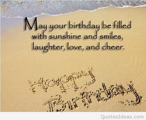 birthday wishes and sayings ; birthday-wishes-message
