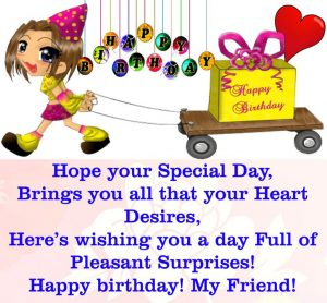 birthday wishes for friend ; pleasant-Birthday-Wishes-for-Friend-with-Images-300x278