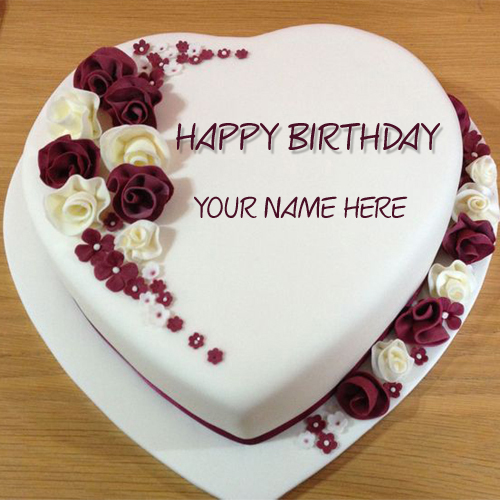 birthday wishes on cake with name and photo ; 77973cd210df6cf9ae865a0093422f1b