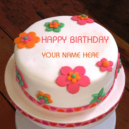 birthday wishes on cake with name and photo ; be95fa4636e95aaf7f1ab05aba1bce70