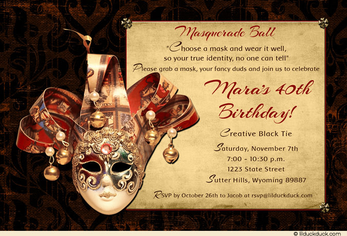 black tie birthday invitation wording ; masquerade-party-invitation-wording-to-bring-more-colors-on-your-easy-on-the-eye-Party-invitations-13