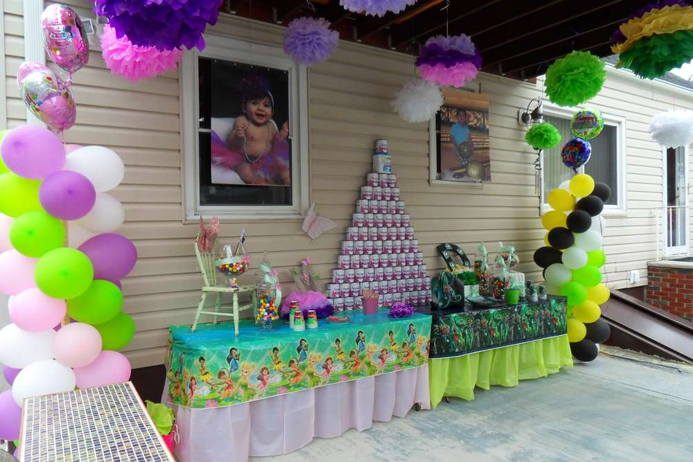 boy and girl birthday party ideas ; 100