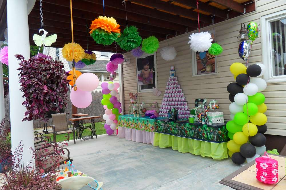 boy and girl birthday party ideas ; 101