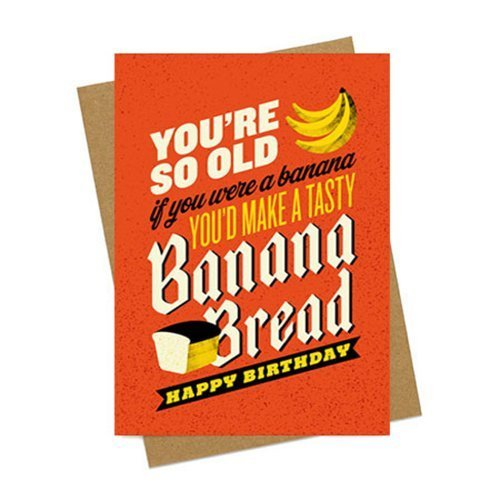 bread birthday card ; 51s4ROAoYhL