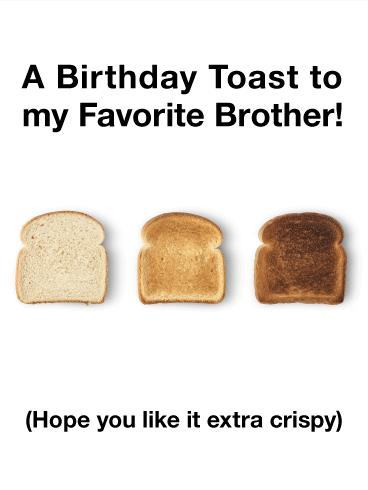 bread birthday card ; bf_b_day85-5dede6fba0015cfe5cb605da40c50363