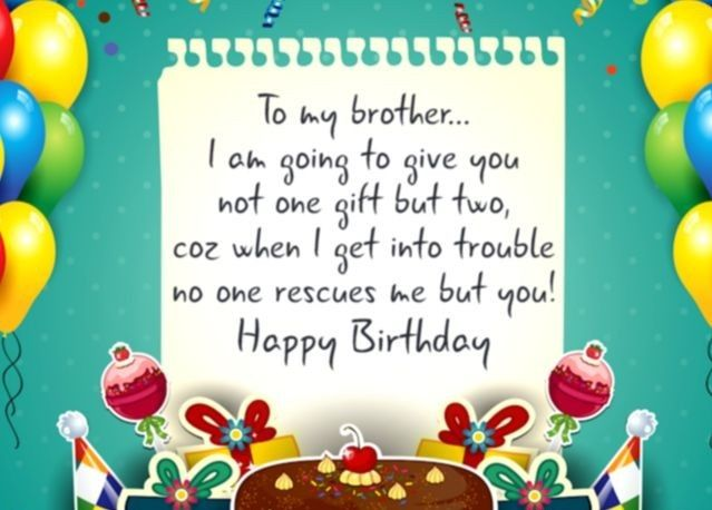 brother birthday greetings message ; 7dfd2cf650200dff78983ad9bc60e3b0