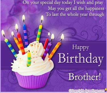 brother birthday greetings message ; ddb18726048d61ed6c7fae445ca93511