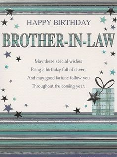 brother in law 50th birthday card ; e701ff2944a50f7a92c622a7b385256d--birthday-messages-birthday-images