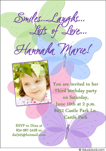 butterfly birthday invitations ; Smiles-Butterfly-Birthday-Invitation-5x7-Photo-paper_0