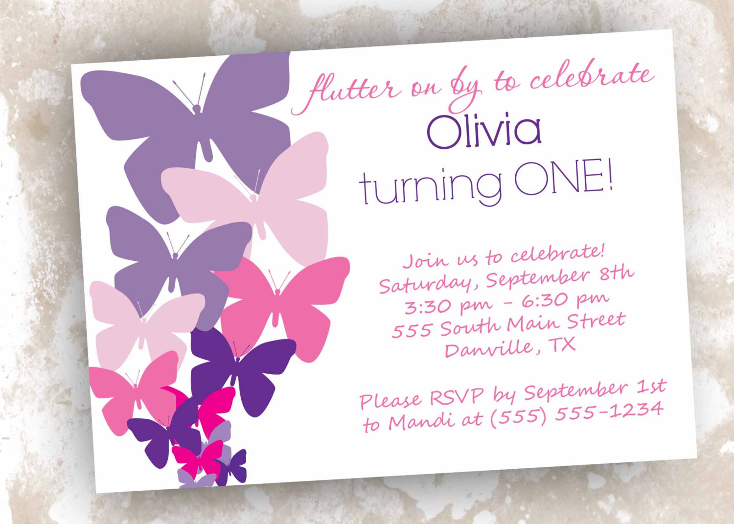 butterfly birthday invitations ; butterfly-birthday-invitations-and-the-extraordinary-Birthday-Invitation-is-very-simple-2