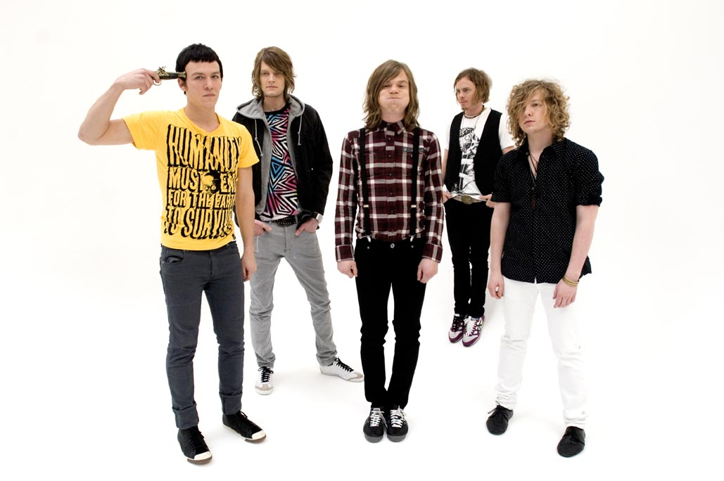 cage the elephant thank you happy birthday ; Cage_the_Elephant_1