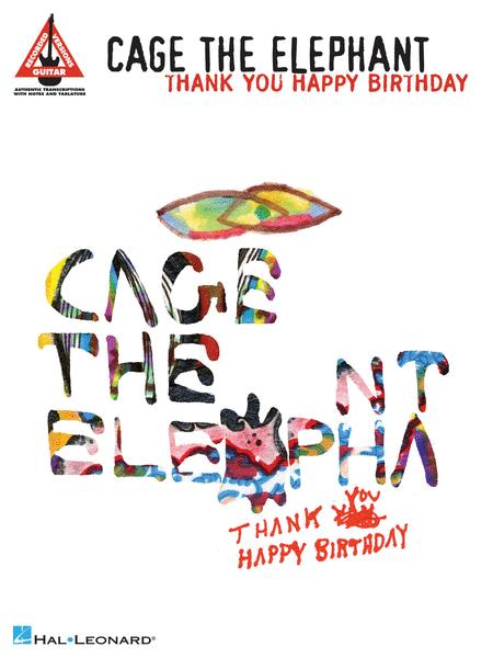 cage the elephant thank you happy birthday ; cover-large_file