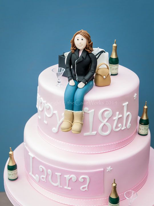 cake design 18th birthday girl ; girls-18th-birthday-cake-ideas-image-result-for-pink-18th-birthday-champagne-cake-adult-female-download