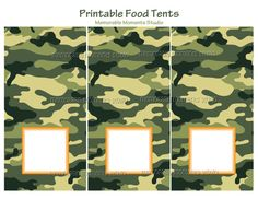 camo birthday card template ; 8be0f57923f6f23035ba3ec123fac898--camouflage-party-camo-party