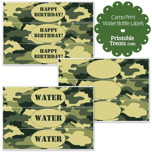 camo birthday card template ; db14bd2a234c060f1956f67ed9bc205b--camouflage-party-camo-party