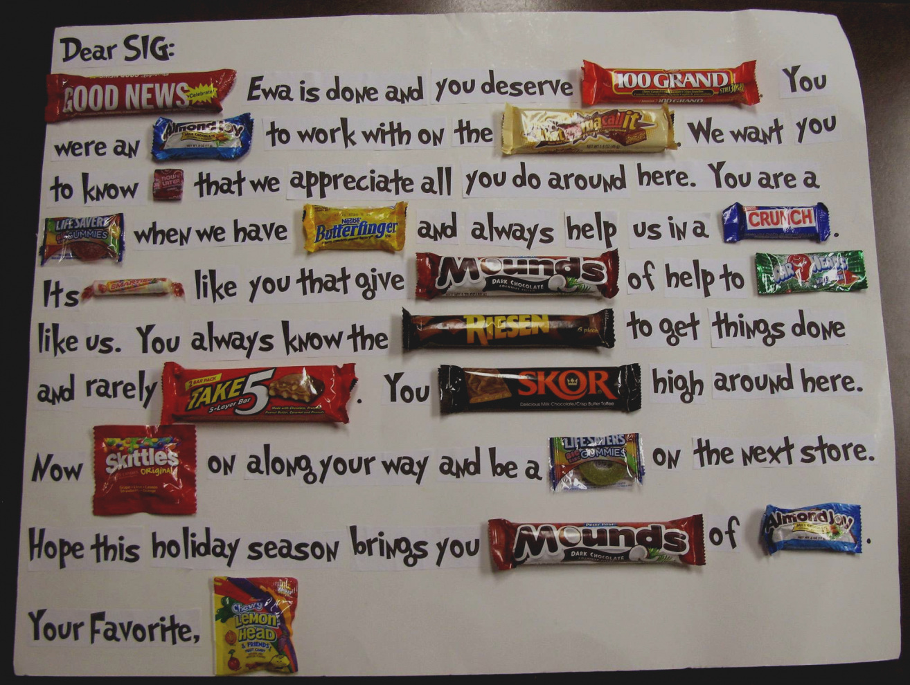 candy bar birthday card sayings ; unique-candy-bar-birthday-card-sayings-best-of-with-clever