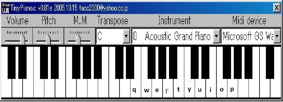 casio keyboard notes of happy birthday ; T+Piano+Notations
