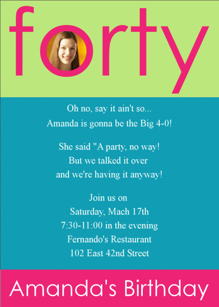 catchy 40th birthday invitation phrases ; Enchanting-40Th-Birthday-Invitation-Wording-As-An-Extra-Ideas-About-Birthday-Party-Invitation-Template