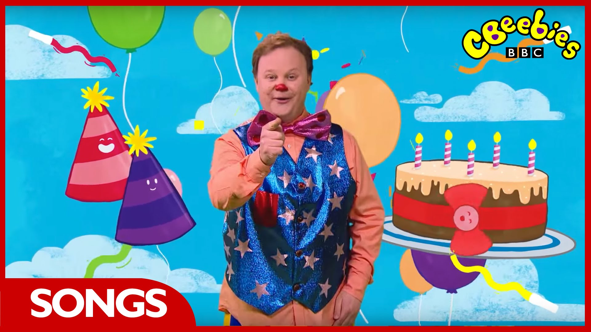 cbeebies birthday card repeat ; maxresdefault