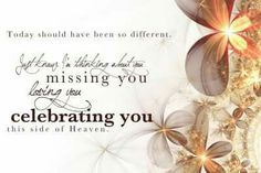 celebrating a birthday in heaven poem ; f60d4f6ba4d680ab3a5eae67036f7de5--husband-birthday-cards-happy-birthday-in-heaven-mom-from-daughter