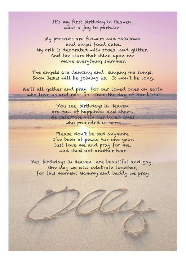 celebrating a birthday in heaven poem ; happy-birthday-wishes-for-a-loved-one-in-heaven