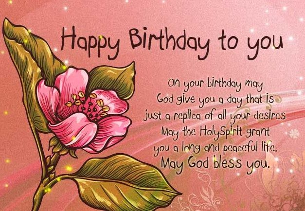 christian birthday card messages for friends ; bcd8038b545686df9113fbbbfe6e2ae0