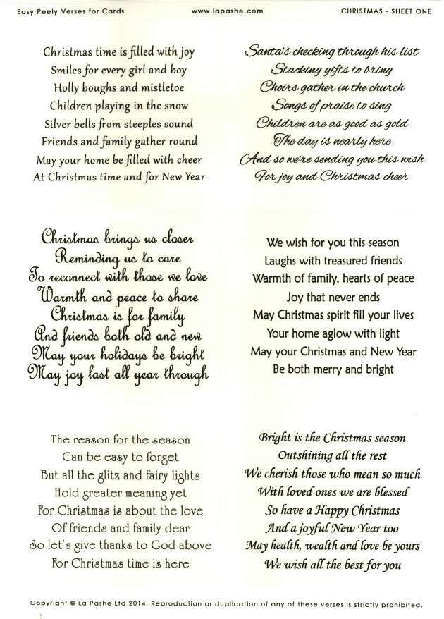 christmas birthday card verses ; birthday-card-verses-unique-94-best-saying-for-cards-images-on-pinterest-of-birthday-card-verses