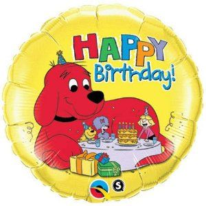 clifford the big red dog birthday card ; 0e74c372581f9b0546bccdb59d96e22b--clifford-the-big-red-dog-birthday-at-the-table